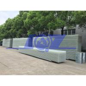 China Germany technology fiberglass panel for aircraft hangar door on sale