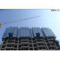 Buy cheap Safety Material Crane Loading Platform Steel / Timer Beam Material product