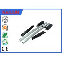 Buy cheap Natural Anodized Treatment Aluminum Extrusion Profiles for Luggage Rack / Vehicle Top Part product