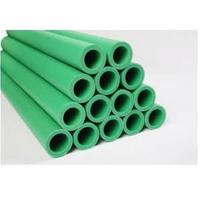 Quality 20mm Plastic PPR Pipe Corrosion Resistance Color Customization DIN8077 Standard for sale