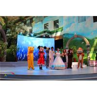 Buy cheap P5.95 Outdoor led wall 3500nit - 5500nit full color video rental led display, stage event product