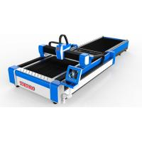 Buy cheap TY-3015JD Fiber Laser Cutting Machine With Exchange Table product
