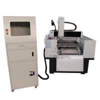 Quality Heavy Duty Metal Mold CNC Engraving Cutting Machine NcStudio/DSP offline Control 600*600mm for sale