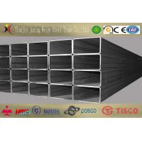 China Steel Beams Rectangular Steel Tube For Decorate / Black Painting API Pipe on sale