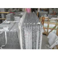 Buy cheap Polished Granite Grave Slabs , Grey Slovakia Style Headstone Markers Granite product