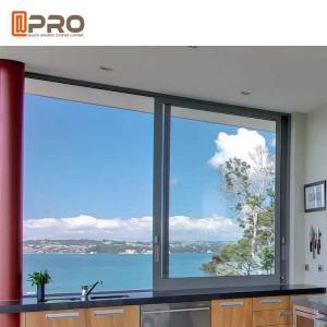 Buy cheap Hotel Aluminum Sliding Windows product
