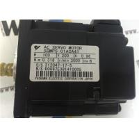 Buy cheap High Power Industrial Servo Motor AC Servomotors With Gear Head SGMPS 01ACA41 product