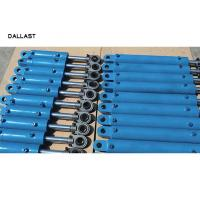 Buy cheap Double Earring Agricultural Hollow Hydraulic Cylinder Plunger For Farm Tractor product