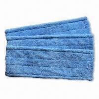 Buy cheap 450gsm Microfiber Mop Pad-A, Available in Length of 45cm,Commercial and Janitorial product