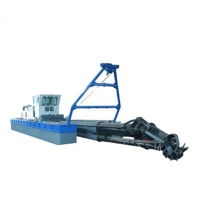 Buy cheap CSD450 Cutter Suction Dredger With 5000 Cbm Sands And Water Flow Capacity product