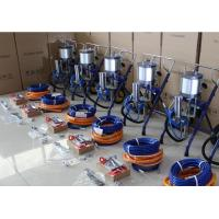 Buy cheap High Pressure Pneumatic Paint Sprayer For Spray Inorganic And Zinc Rich Epoxy product