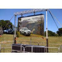 Buy cheap RGB Rental LED Display P4 Outdoor Video High Resolution IP65 Nova System from wholesalers
