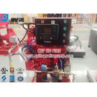 Buy cheap UL Listed NFPA20 Standard Fire Pump Diesel Engine Used In The Fire Water Pump Set 163KW With 1500rpm Speed product
