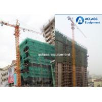 Buy cheap Hammerhead Construction Lift Equipment , QTZ 125 Construction Crane Tower product