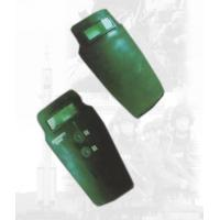 Buy cheap glass-fiber reinforced electric shock bullet proof shields with police printed product