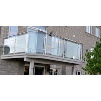 Buy cheap Deck Railing System Fittings, Laminated Glass Balustrade product