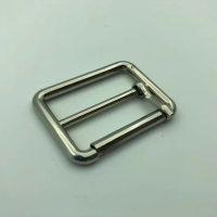 Buy cheap Eco Friendly Material Metal Backpack Strap Adjuster Silk Screen Printing product