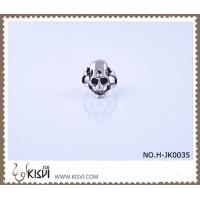 China Hot Selling #6, #8, #10, 5.5g 316l Stainless Steel Ring H-JK0035 on sale