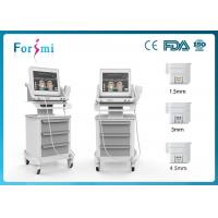 Buy cheap Hifu beauty equipment Types Of Heads 1.5mm / 3.0mm / 4.5mm Screen Size 15 Inch 180w power product