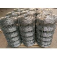 Buy cheap Grassland Cattle Wire Fence For Ranch , Australia Style Hinge joint Knot product