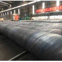 Buy cheap API5L X42 X46 X52 Spiral Steel Tube Used In Oil And Gas Line from wholesalers