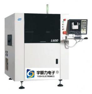 Buy cheap AC220V Solder Paste Printer Machine Compressed Air Pressure 4 - 6KG/㎡ product