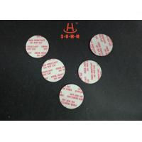 Quality Biodegradable Fiber Desiccant , Round Shaped Moisture Absorbent Packs For Pharmaceuticals for sale