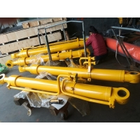 Buy cheap SY335  boom  hydraulic cylinder  Sany excavator spare parts oil cylinder manufacturer JDF brand product