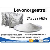 Buy cheap Hormone Steroid Powder Levonorgestrel CAS 797-63-7 for Female product