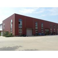 Buy cheap Supermarket And Logistic Warehouse Steel Structure Quick To Fabricat product