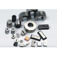 Buy cheap custom high coercive force Fine crystalline metallic structure sintered  Alnico Magnets product