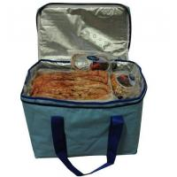 Buy cheap Reusable polyester cooler bag for frozen seafood product