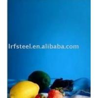 Buy cheap stainless steel plate sheet Mirrior Jewelry Blue product