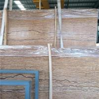 French River Golden Marble Stone Slab / Natural Stone Marble Eco - Friendly