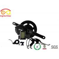 High End Mid Motor Electric Bike Kit , Electric Bike Add On Kits For Long Travel Distance