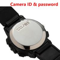 Buy cheap Y30 8GB 720P WIFI P2P IP Spy Watch Hidden Camera Recorder IR Night Vision Motion Detection Remote Video Monitoring product