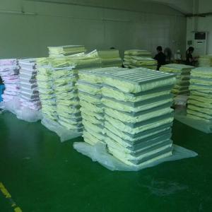 Buy cheap F5 F6 F7 F8 F9 glass fiber / synthetic Pocket bag air filter / bag filter product