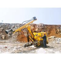 Buy cheap JC860 Blasting Rock Drilling Rig Hydraulic Down Hole Drill With DTH Technology product