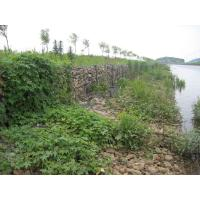 Buy cheap Double Twisted Woven Wire Mesh Gabion Basket For Erosion Control product