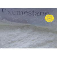 Buy cheap 99% Purity Anti Estrogen Steroids Exemestane  Aromasin For Breat Cancer 107868-30-4 product