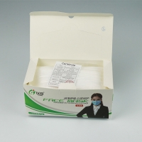 Buy cheap Medical Grade Dust Proof 3 Ply Non Woven Face Mask product