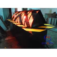 Buy cheap Traffic LED Light IP68 Hydraulic Automatic Road Barriers For Hotel / Airport Entrance product