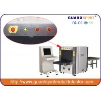 Buy cheap Sealed Oil Cooling Luggage X Ray Machine / Xray Baggage Scanner product