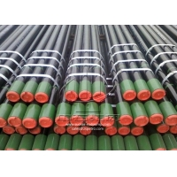 China J55 Steel Oilfield Tubing Pipe , Tubulars Oil And Gas Eco - Friendly Feature on sale