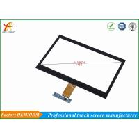 Custom Advertising Touch Screen Panel , 14 Inch Multi Touch Screen Overlay Kit