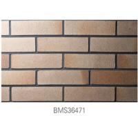 Buy cheap Exterior Thin Brick Clay Materials For Home Building Free Sample product