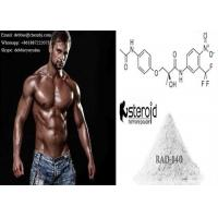 Buy cheap Muscle Gaining Sarms Powder RAD140 CAS no. 1182367-47-0 , Top Quality product