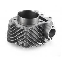 Buy cheap 150cc Aluminum Cylinder Block , 4 Stroke Single Cylinder Wear Resistance product