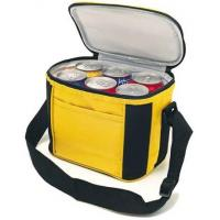 Buy cheap polyester cool bag with heart,bottle cooler bag product