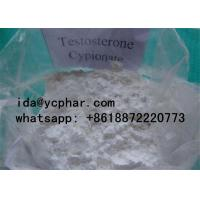 Buy cheap Purity High Quality Steroid CAS NO.58-20-8 factory supply Testosterone Cypionate from wholesalers